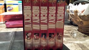 Rocky vhs movie package new in Joliet, Illinois