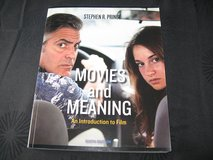 "UMUC ARTH 334 ""Understanding Movies"" Book - Brand New in Spangdahlem, Germany"