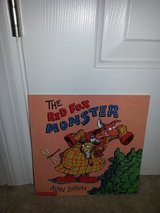 The Red Fox Monster book in Camp Lejeune, North Carolina