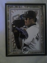 ***** FELIX HERNANDEZ 8x10 framed Lithograph ***** (NEW) in Fort Lewis, Washington
