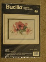 REDUCED--BRAND NEW in SEALED PKG- Bucilla Counted Cross Stitch in Houston, Texas