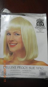 Deluxe Peggy Sue Wig in Lockport, Illinois