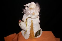 Treetop Ornament - Santa (T=21) in Clarksville, Tennessee