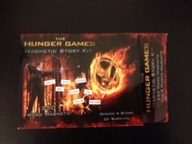 The Hunger Games magnetic story kit in Fort Campbell, Kentucky