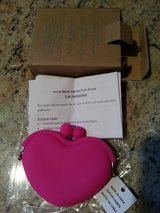 Sweet Heart Silicon Coin Purse in Naperville, Illinois