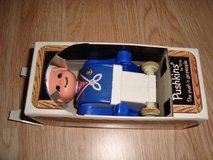 PUSHKINS SAILOR NEW IN BOX NO. 1013 BY TOMY CLASSIC RETRO KIDS TOY in Chicago, Illinois