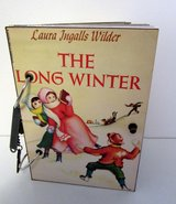 Upcycled Journal The Long Winter Hand Made Diary in Cherry Point, North Carolina