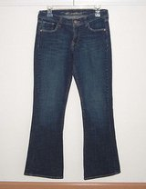 Old Navy Classic Rise Flare Jeans In Women's Size 4 Stretch in Plainfield, Illinois