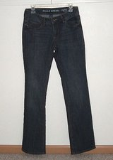 New w.Tags Falls Creek Curvy Boot Cut Denim Jeans Women's 6 Long in Yorkville, Illinois
