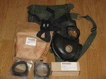 Gas Mask and More (LOT) in Camp Pendleton, California