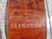 Custom handmade leather items in Fort Lewis, Washington