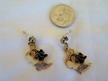 Vintage Esmeralda Disney earrings in Camp Pendleton, California