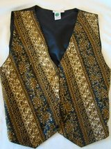 Dressy vest with lots of beading for ladies in Camp Pendleton, California
