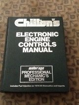 chilton's electronic engine controls manual by dean morgantini and david h.... in Schaumburg, Illinois