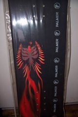 PALMER CLASSIC SNOWBOARD W/ BINDINGS - NEW in Schaumburg, Illinois