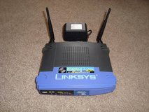 Linksys WRT54G Wireless Broadband Internet Router WiFi in Elgin, Illinois