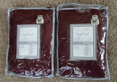 """BED BATH & BEYOND """"CRUSHED VOILE"""" SHEER WINDOW PANELS (2) **Reduced** in Elgin, Illinois"""
