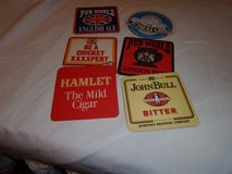 #P38  AUTHENTIC PUB COASTERS 24 PIECES - $5 in Fort Hood, Texas
