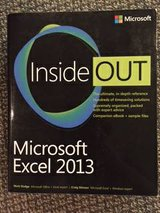 Microsoft Excel 2013 Inside Out in Lockport, Illinois