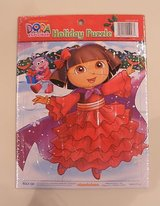 FREE Nickelodeon Dora The Explorer Holiday Puzzle in Morris, Illinois