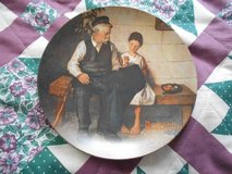 Norman Rockwell plate- The Lighthouse Keepers Daughter in Warner Robins, Georgia