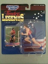 NEW starting lineup timeless legends bruce jenner 1996 edition facing left rare nib in Kingwood, Texas