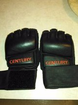 Reduced century leather wrap gloves and punching mitts in Fort Lewis, Washington