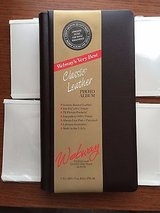 new webway classic leather photo album including extra refills in Naperville, Illinois