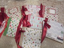 Hand Made Journals/Paper Bag Scrapbook Albums in Cherry Point, North Carolina