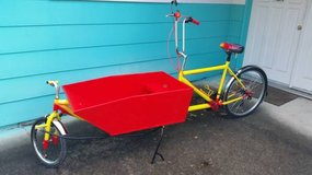 Cargobike in Tacoma, Washington