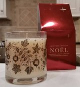 Crabtree and Evelyn Noel Candle NEW in the box in Glendale Heights, Illinois