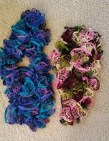Lace Scarves - Fun lace scarves will dress up any outfit - NEW in Orland Park, Illinois
