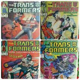 Transformers Comics (1984) in Spring, Texas