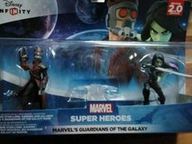 disney infinity 2.0 guardians of the galaxy playset pack (new) xbox 360/ps3/wiiu in Aurora, Illinois