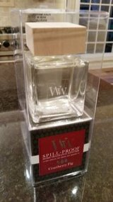 Diffuser - Spill Proof Wood Wick New in the Box - Sun-Ripened Apple Scent in Orland Park, Illinois