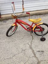 Vintage Bicycle in Westmont, Illinois