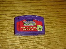 Leapfrog Phonics Leap's Friends From A to Z Cartridge Only in Oswego, Illinois