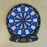 unicorn  blue soft tip dartboard lcd display & sound in Plainfield, Illinois