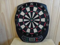 halex 64307  soft tip dartboard lcd display & sound in Plainfield, Illinois