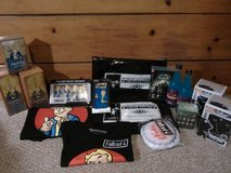 Fallout 3 and 4 official merchandise in Tacoma, Washington