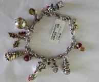 Brighton Christmas Story Charm Bracelet- New with tag in Plainfield, Illinois