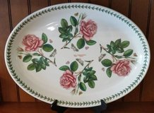 Portmeirion Large Platter - Rose Pattern - Botanic Garden Collection in Westmont, Illinois