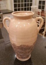Olive Jar / Vase - Yellow - Southern Living at Home in Chicago, Illinois