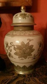 Ginger Jar Urn - Antique Andrea by Sadek Floral in Orland Park, Illinois