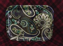 Vera Bradley tray rhythm & blues - new! in Chicago, Illinois