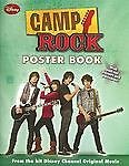 FREE Brand New 2008 Disney Camp Rock Post Card & Poster Book ( Soft Cover ) in Oswego, Illinois
