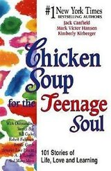 Chicken Sup for The Teenage Soul  (chicken soup for the soul) Paperback Book in Morris, Illinois