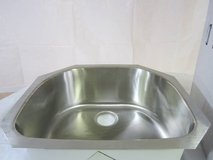 *Elkay Undermount Single Bowl Kitchen Sink, SS in Joliet, Illinois