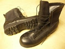 Military, Motorcycle Boots, New - USA, Size 13/14 in St. Charles, Illinois