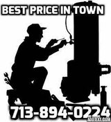 *****WATER HEATERs INSTALL - $399**** in Pasadena, Texas